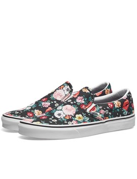 Vans Classic Slip On 'floral Pack' by Vans'