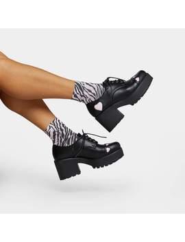 Tennin Heart Shoe by Koi Footwear