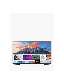 "Samsung Ue32 N5300 (2019) Led Full Hd 1080p Smart Tv, 32"" With Tv Plus & Apple Tv App, Black by Samsung"