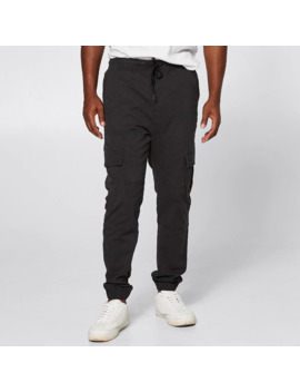 Slim Cargo Pants   Washed Black by Target