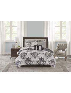 Mainstays 8 Pieces Reversible Comforter/Quilt by Walmart