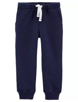Pull On French Terry Joggers by Carter's| Toddler