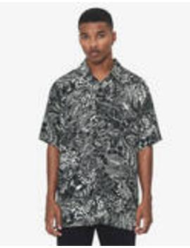 Košile S Potiskem Džungle by Bershka