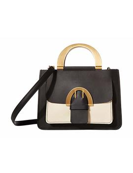 Biba Buckle Small Shopper   Color Block by Zac Zac Posen