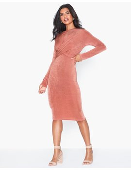 Marked Waist Dress by Nly One