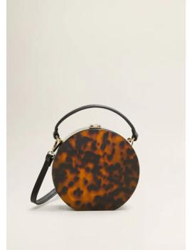 Τσάντα ακρυλικό by Mango