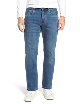 Antigua Cove Authentic Straight Leg Jeans by Tommy Bahama