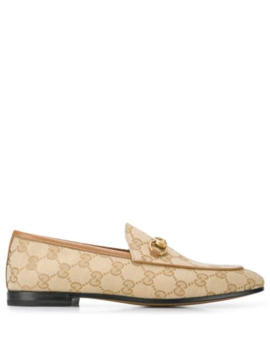 Jordaan Double G Loafers by Gucci