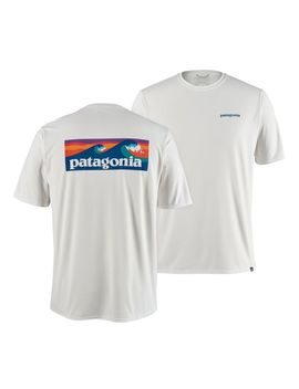Patagonia Men's Capilene® Cool Daily Graphic Shirt by Patagonia