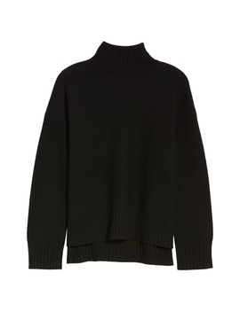 Re Cashmere Textured Turtleneck Sweater by Everlane