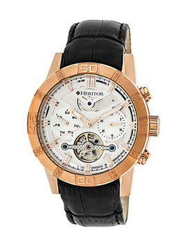 Heritor Automatic Men's Hamilton Watch by Heritor Automatic