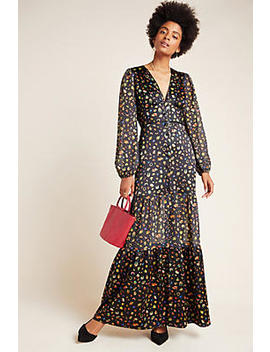 Cynthia Rowley Tiered Maxi Dress by Cynthia Rowley