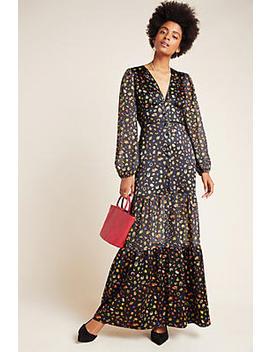 Cynthia Rowley Tiered Maxi Dress by Cynthia Rowley