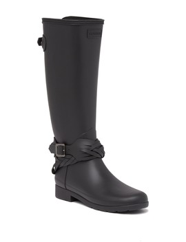 Refined Walleterproof Tall Boot by Hunter