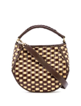 Corsa Mini Basket Tote by Wandler