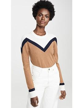 Bradford Cashmere Pullover by Veronica Beard