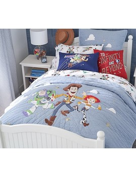 Disney•Pixar Toy Story Sheet Set by Pottery Barn Kids