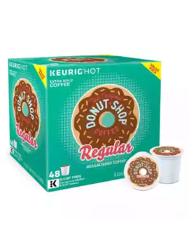 The Original Donut Shop® Coffee Keurig® K Cup® Pods 48 Count Value Pack by Bed Bath And Beyond