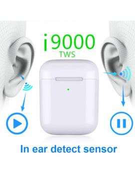 I9000 Tws 1:1 Sensor Inteligente 8 D Bajo Emergente Carga Inalámbrica Bluetooth Auriculares 8 D Super Bass Pk W1 I200 I2000 I5000 by Ali Express.Com