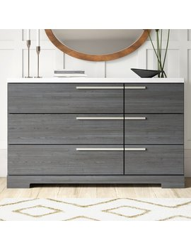 Halstead 6 Drawer Dresser by Orren Ellis