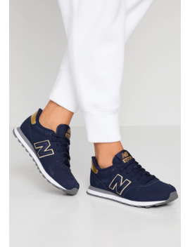 500   Sneaker Low   Navy by New Balance