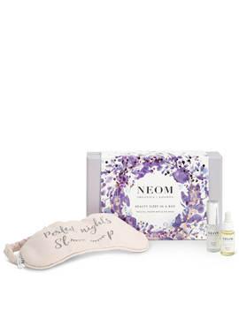 Neom Beauty Sleep In A Box Set (Worth £28.00) by Neom