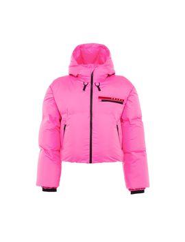 Lr Hx021 Bonded Nylon Jacket by Prada