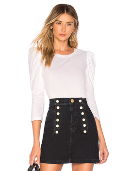 Karlie Tee In White by A.L.C.