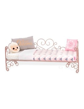 Our Generation Scrollwork Bed   Sweet Dreams by Our Generation