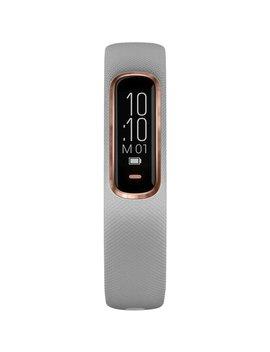 Vívosmart 4 Activity Tracker + Heart Rate (Medium/Small)   Gray by Garmin