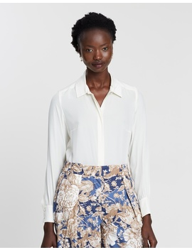 Dalmine Silk Shirt by Weekend Max Mara