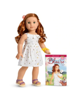 Blaire™ Doll & Book by American Girl