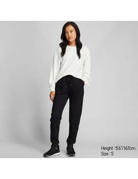Pile Lined Sweatpants by Uniqlo
