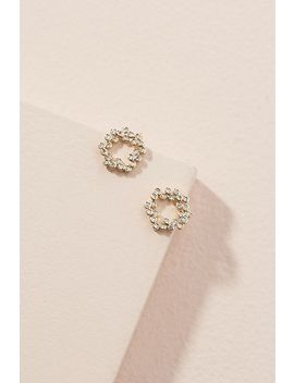 Delicate Sparkle Studs by Beth Ward