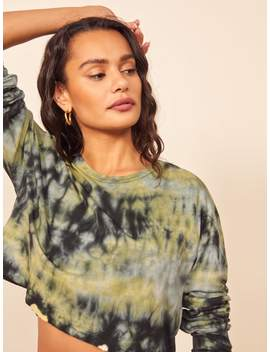 Jaxon Cropped Tee by Reformation