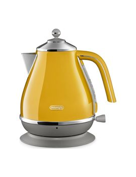 Icona Capitals Kboc3001.Y Jug Kettle   Yellow by Currys