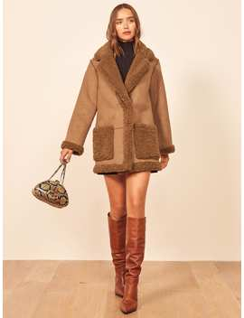 Barlow Coat by Reformation