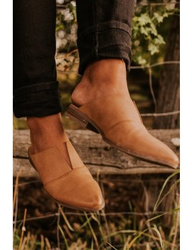 Winslow Cutout Mules by Roolee