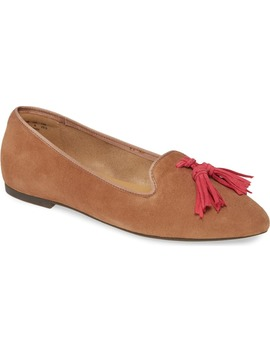 Sadie Tassel Loafer by Hush Puppies®