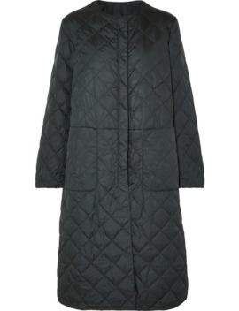 The Cube Quilted Shell Down Coat by Max Mara