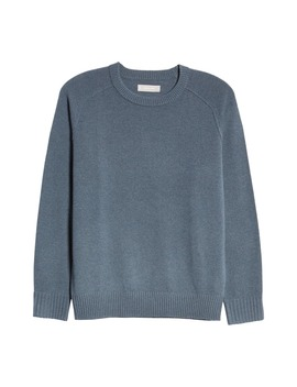 The Re Cashmere Crew Sweater by Everlane