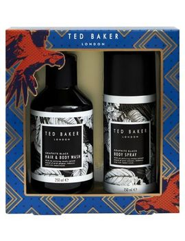 Ted Baker Duo Graphite Black by Ted Baker