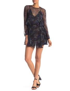Jeska Asymmetrical Ruffle Dress by Iro