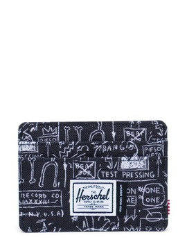 Charlie Basquiat Card Case by Herschel Supply Co.