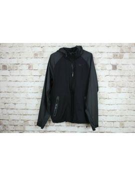 Nike Black Light Jacket Size M No.M534 04/3 by Nike