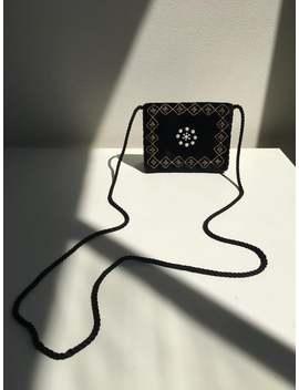 Vintage Mini Beaded Shoulder Bag by Etsy