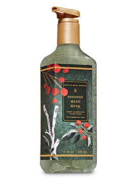 Coconut Mint Drop   Deep Cleansing Hand Soap    by Bath & Body Works