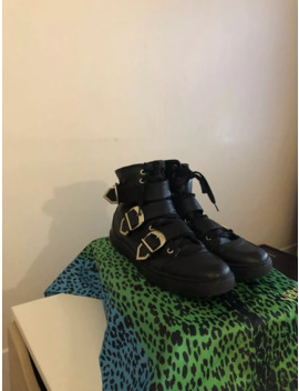 Extremely Rare Versace H&M Boots 100% Authentication by Versace  ×  H&M  ×