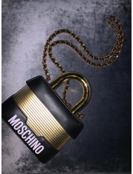 Moschino X Hm Lock Bag by Moschino  ×