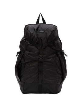 Black Ul Backpack by Engineered Garments